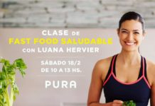Luana Fast Food Saludable