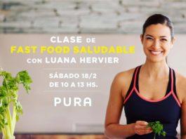 Luana Fast Food Saludable