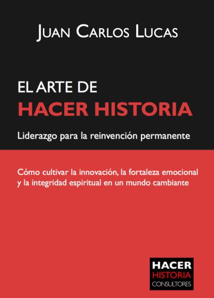 Tapa del libro el arte de hacer historia