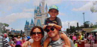 Con Pedro en Disney