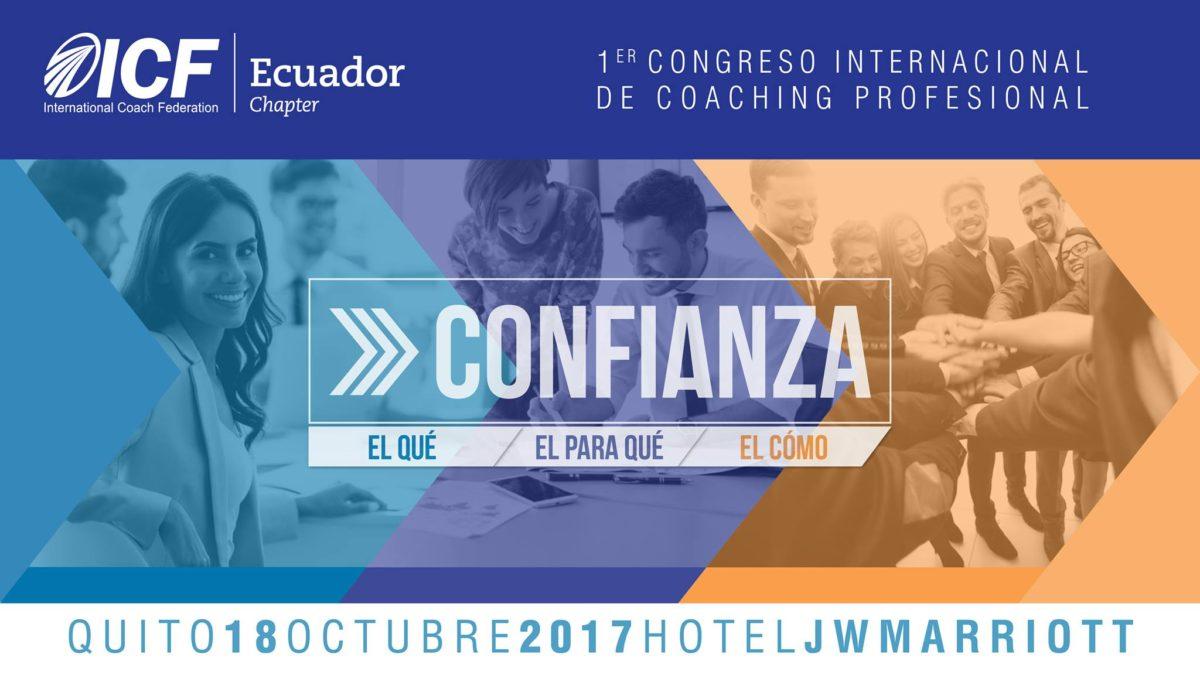 Primer Congreso Internacional de Coaching Profesional ICF Ecuador