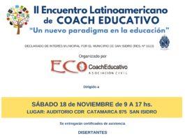Encuentro Latinoamericano de Educadores