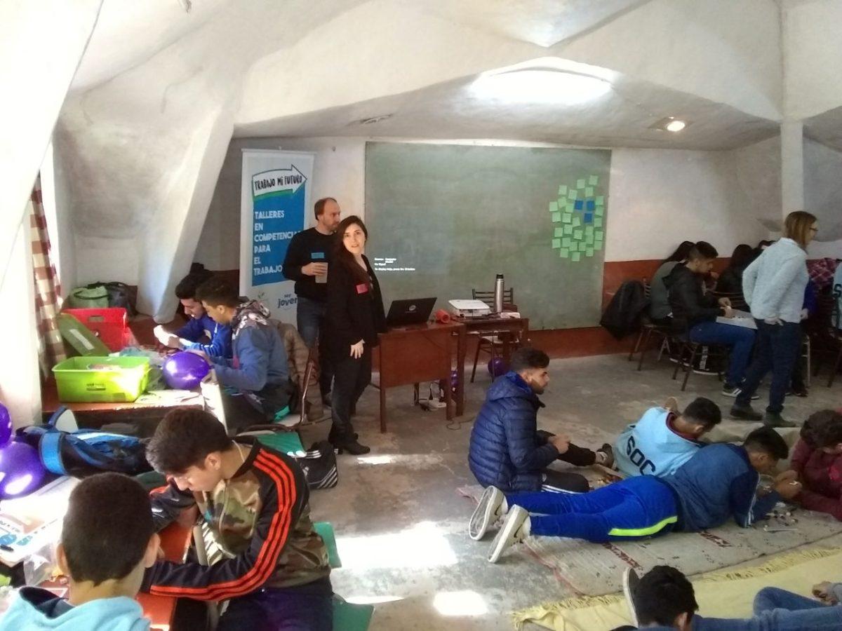 Voluntarios de ICF Argentina