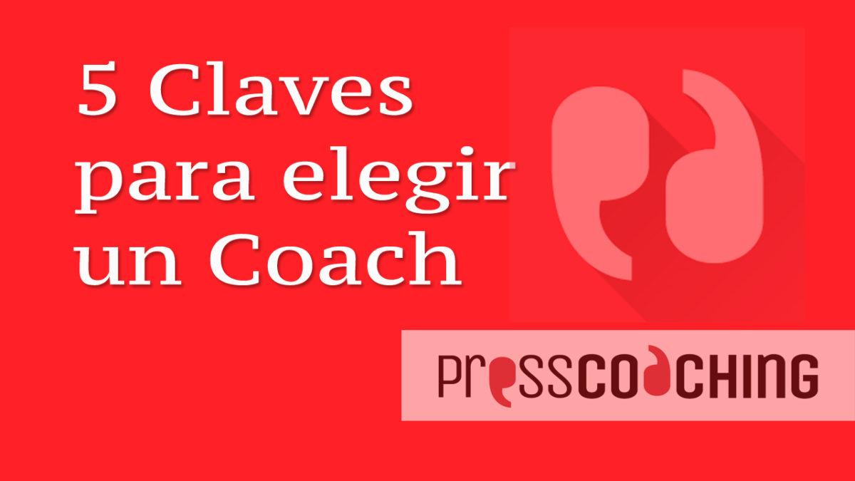claves para elegir un coach