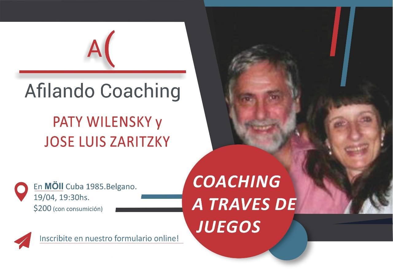 Paty Wilensky en Afilando Coaching
