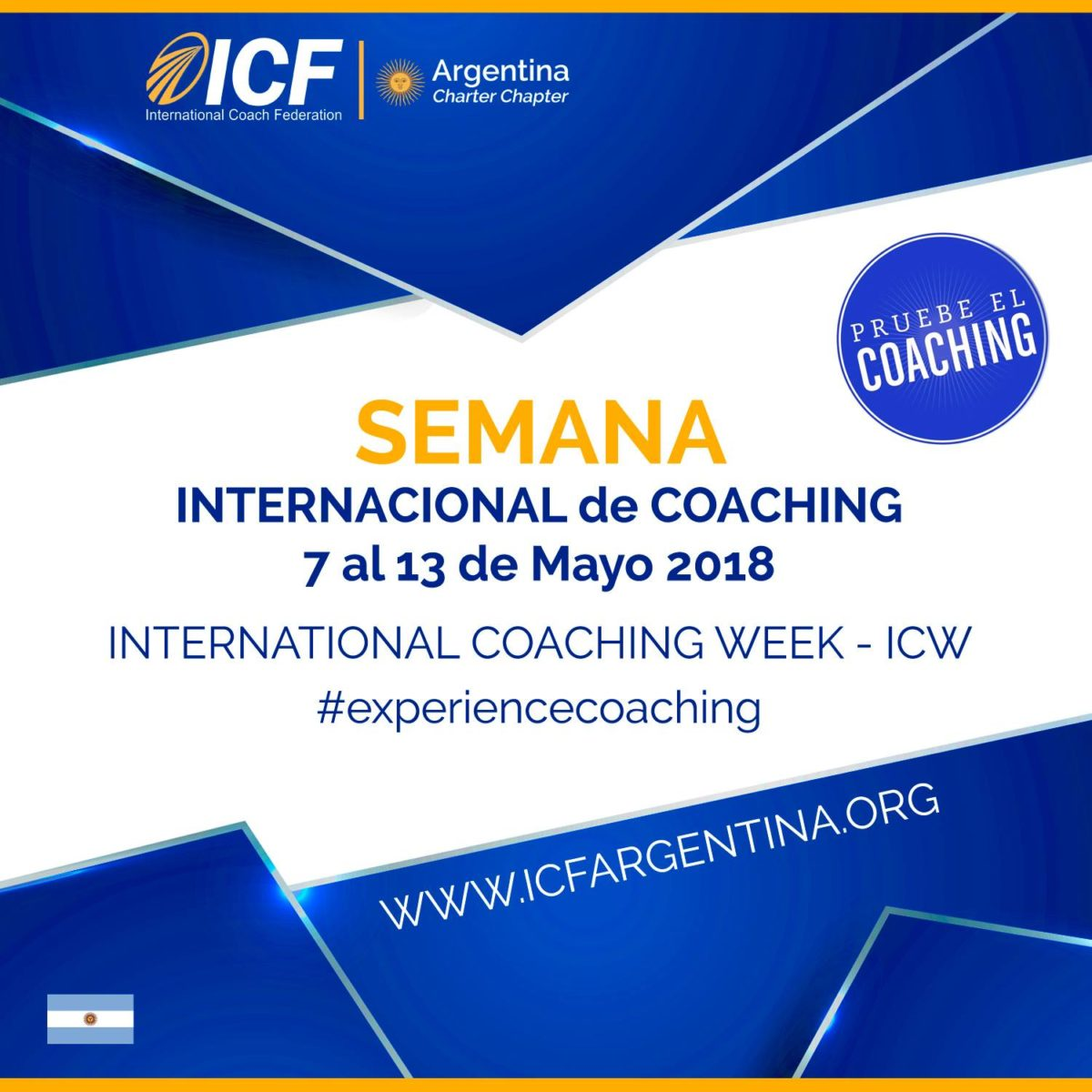 Semana Internacional del Coaching 2018