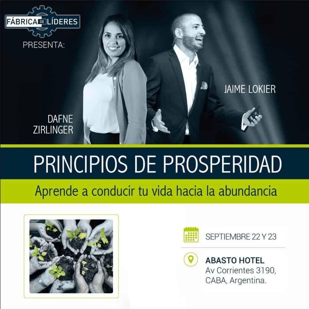 Principios de Prosperidad