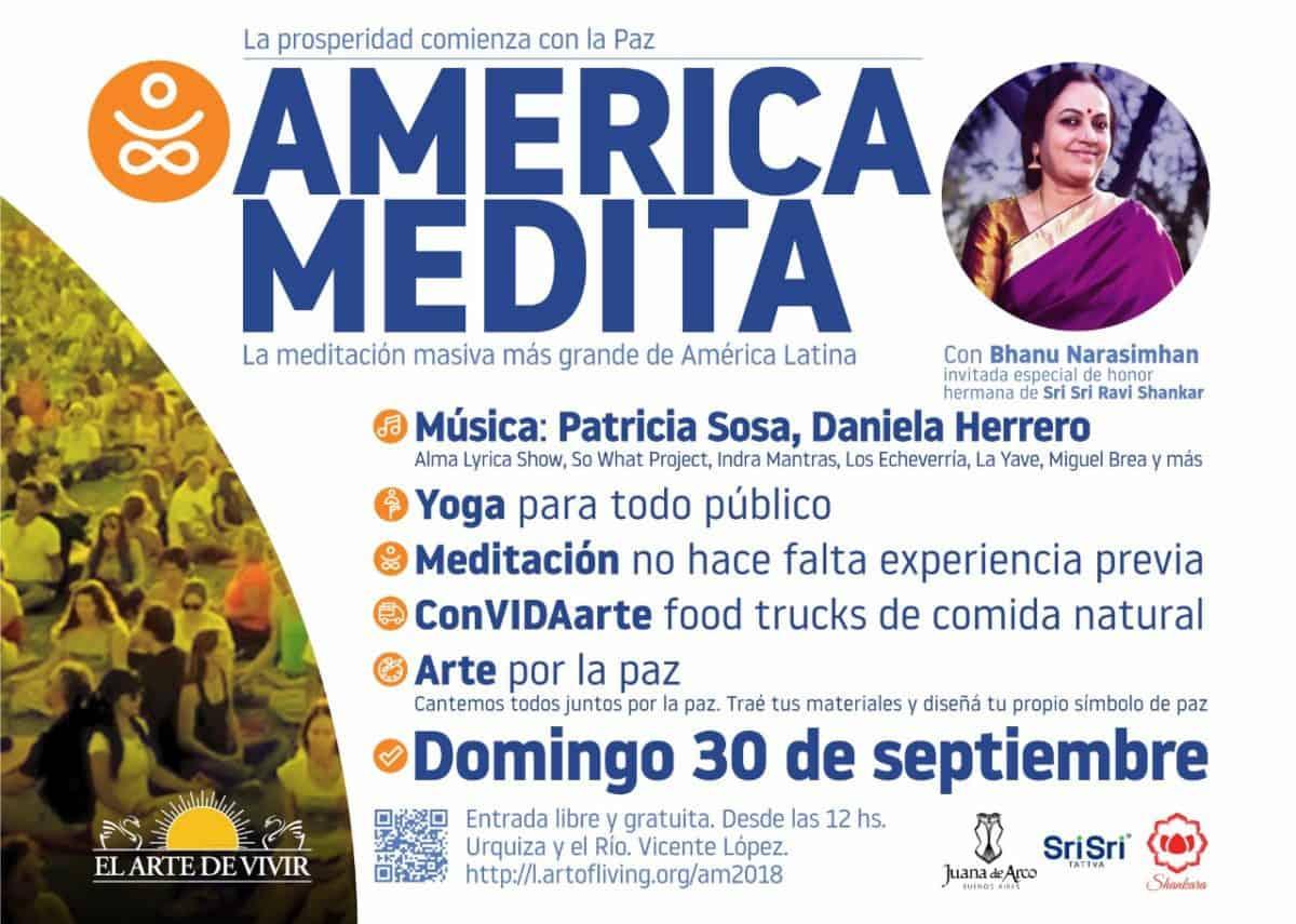 America Medita