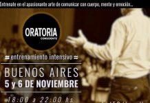 Oratoria Consciente en Buenos Aires