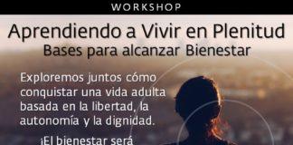 Workshop Aprendiendo a Vivir en Plenitud