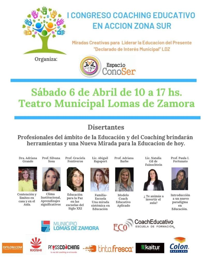 Congreso Coaching Educativo Sur