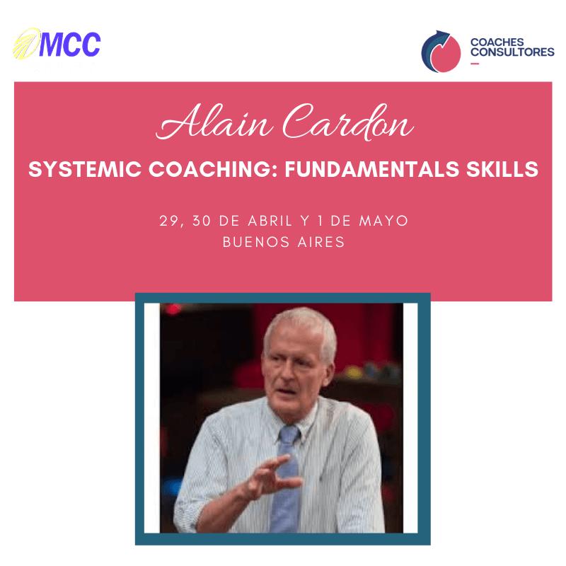 Coaching Sistémico Alain Cardón