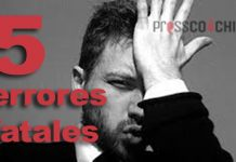 5 errores fatales de los coaches