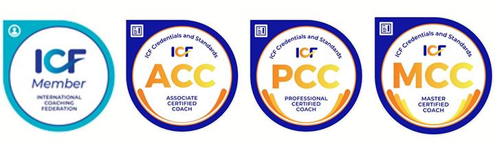 Credenciales ICF