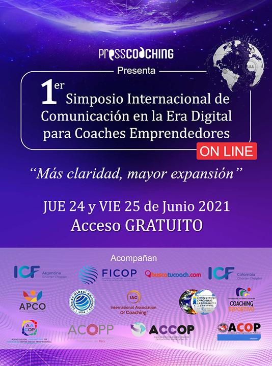 Simposio Internacional de Comunicación para Coaches
