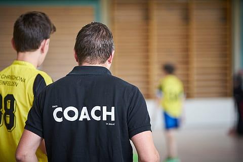 nadie necesita un coach